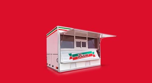 Пиццерия-киоск